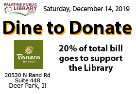 event at Panera Bread - Deer Park